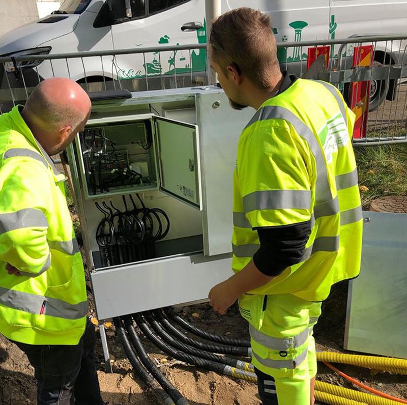 Wideco - Referens: Landskrona Energi
