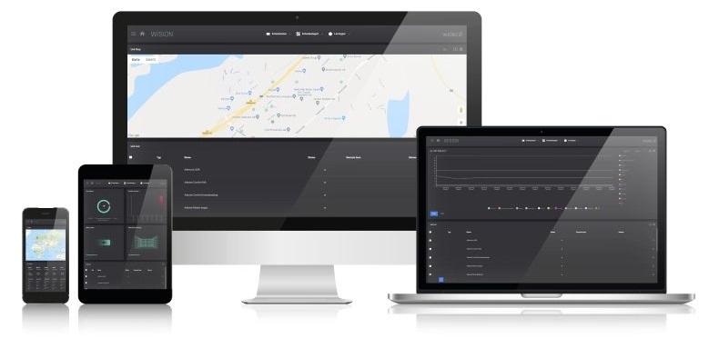 Wideco - IoT platform
