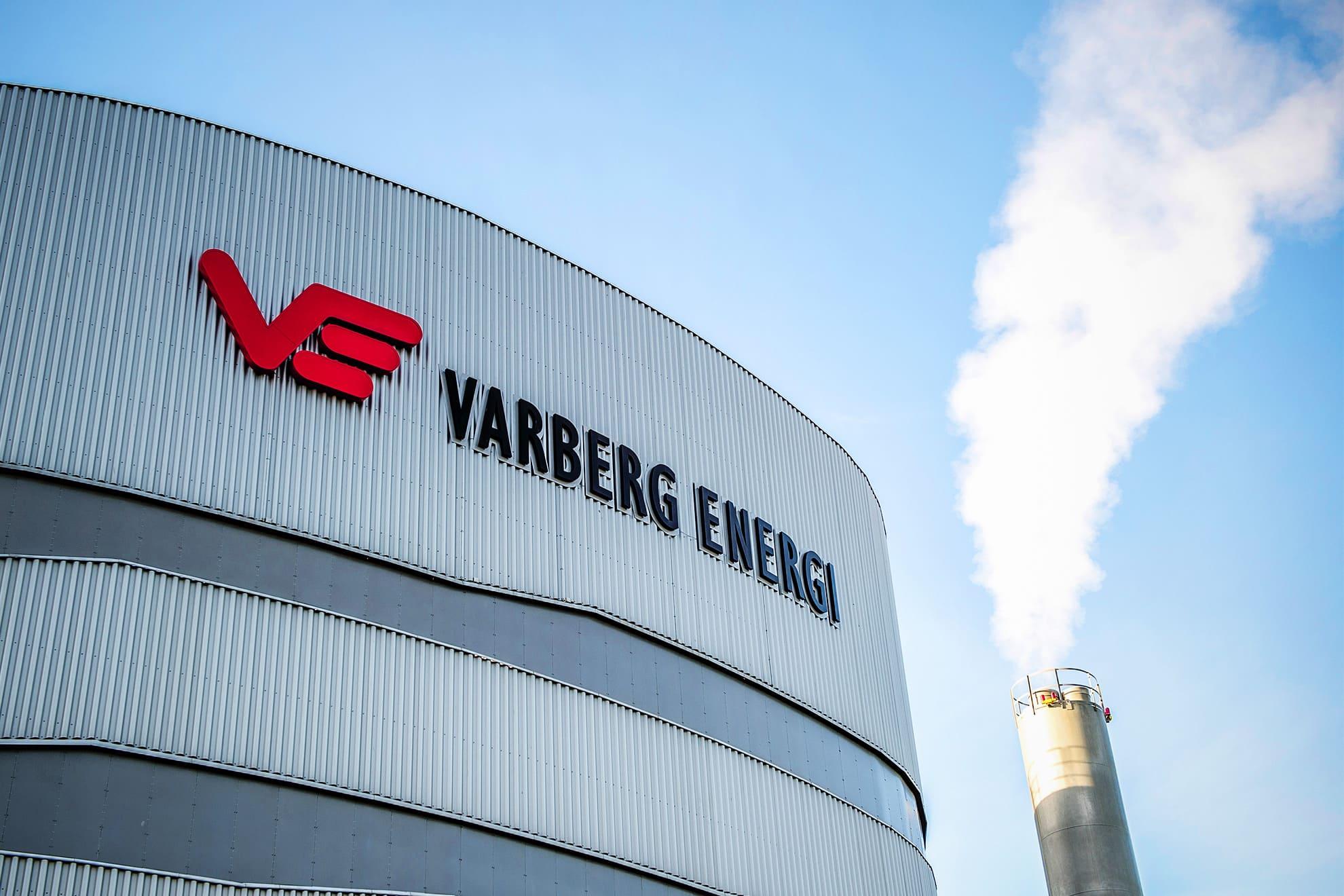 Wideco Kundcase: Varbergs Energi