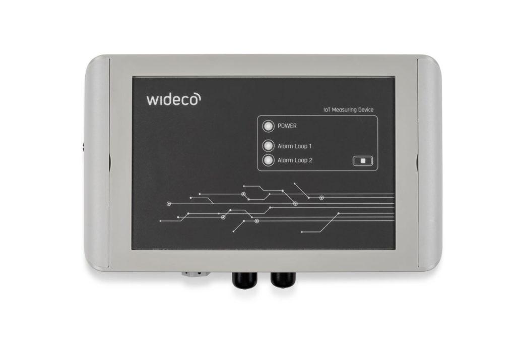 Wideco WiDetect X1 basenhet