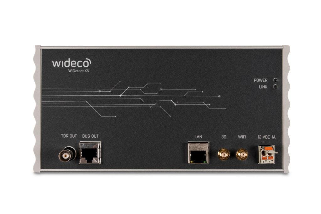 Wideco WiDetect X6 basenhet