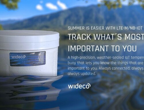 Summer is easier with LTE-M/NB-IOT