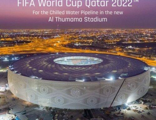 Stolt leverantör av läcksökningssystem för det helt nya FIFA World Cup Qatar 2022